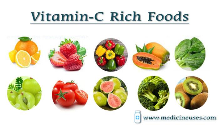 Vitamin-c Rich Foods Image