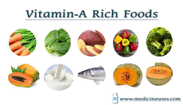 Vitamin A - Rich Foods