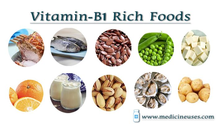 Top 10 Indian Foods Rich In Vitamin B1