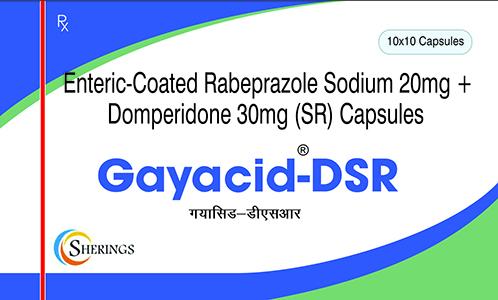 Gayacid-DSR