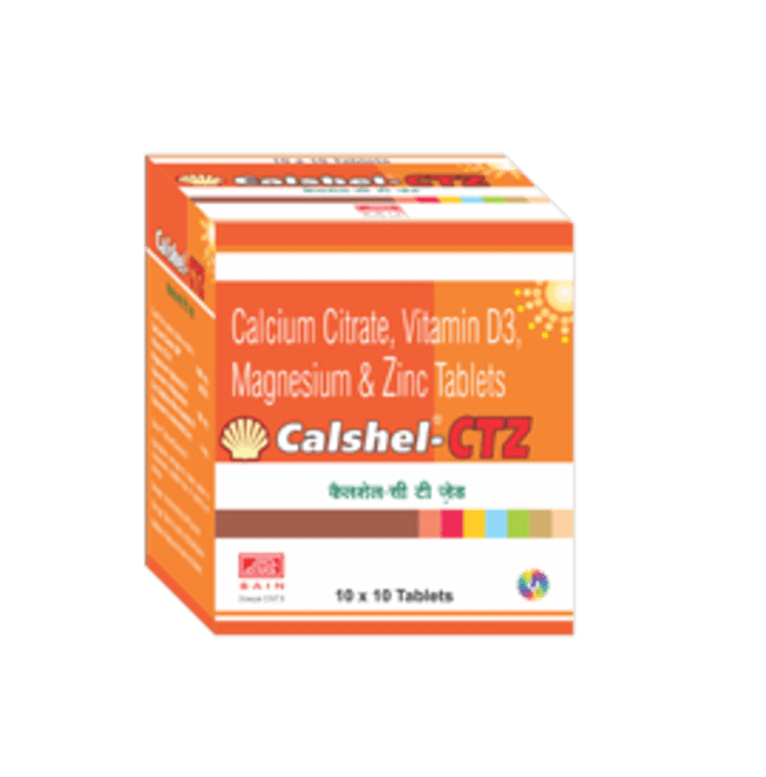 Calshel CTZ Tablet