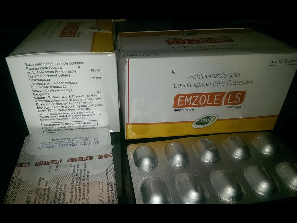 Emzole LS