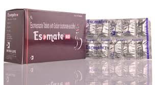 Esomate 40mg Tablet