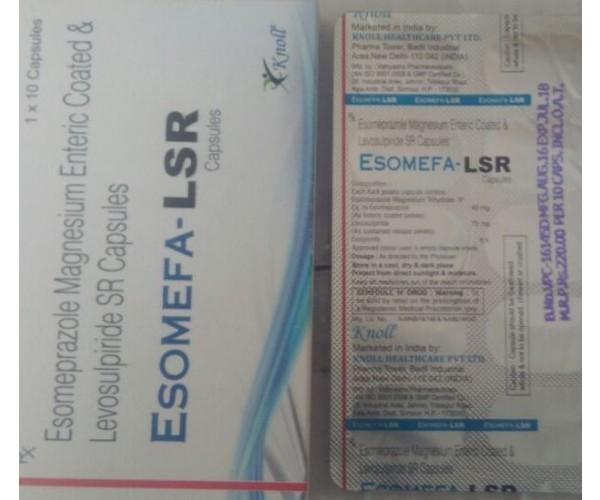Esomefa LSR Capsule