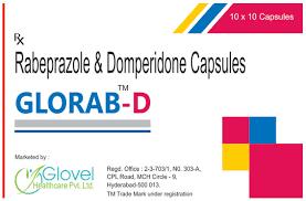 Glorab D Tablet