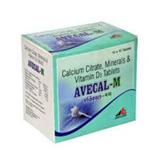 Avecal M Tablet