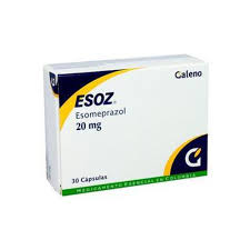 Esoz 20mg Tablet