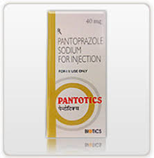 Pantotics 40mg Injection