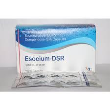 Esocium DSR Capsule