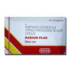 Rabium Plus Capsule