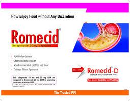 Romecid D 10mg Tablet