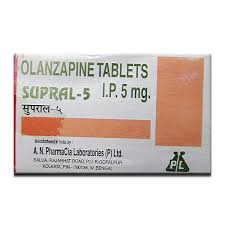 Supral 5mg Tablet