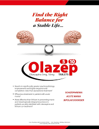 Olazep 10mg Tablet