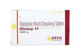Oliramp 15mg Tablet