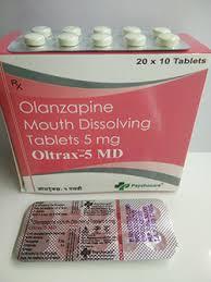 Oltrax MD 5mg Tablet
