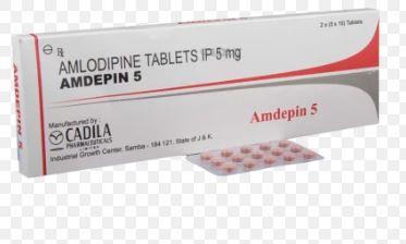 Amdepin 5mg Tablet