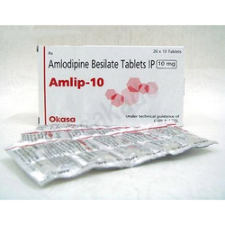 Amlip 10mg Tablet