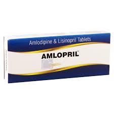 Amlopril 5mg Tablet