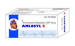 Amlosyl 5mg Tablet