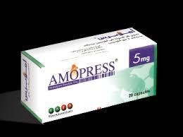 Amopress 5mg Tablet