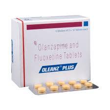 Oleanz Plus Tablet