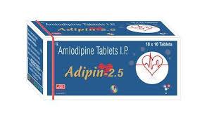 Adipin 2.5mg Tablet