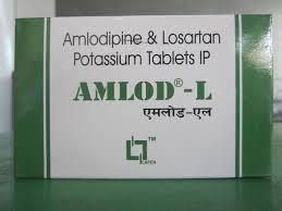 Amlod L Tablet