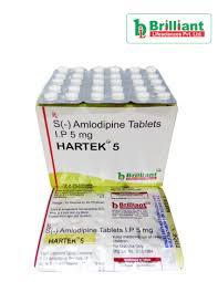 Hartek 5mg Tablet