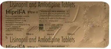 Hipril A Tablet