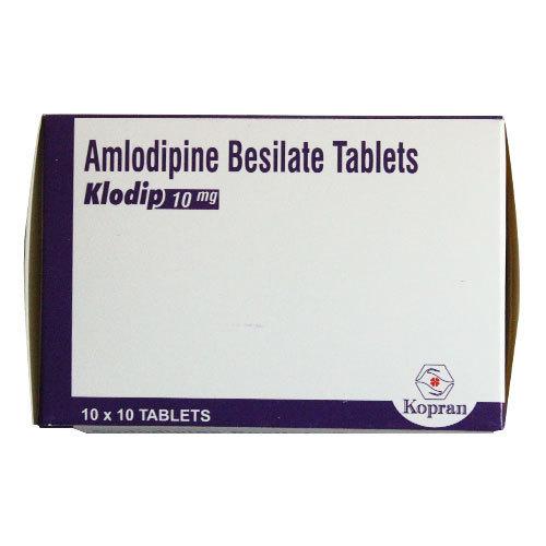 Klodip 10mg Tablet
