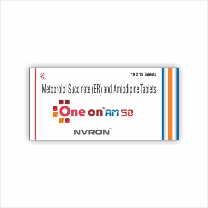 One On AM 50mg Tablet