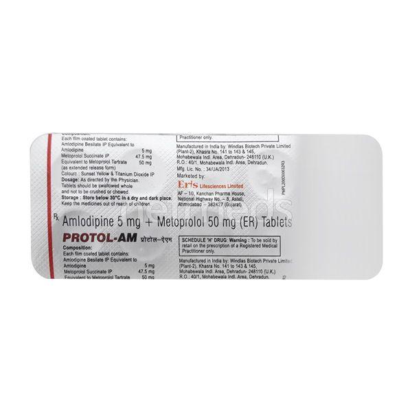 Protol AM Tablet