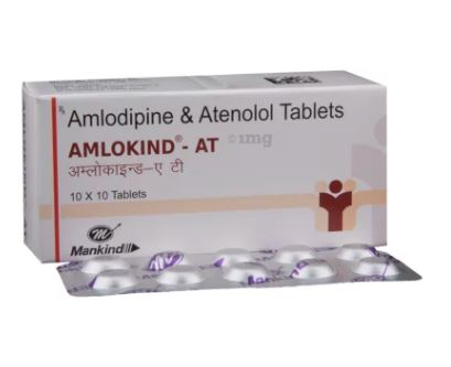 Amlokind AT Tablet