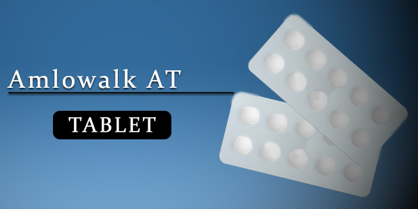 Amlowalk AT Tablet