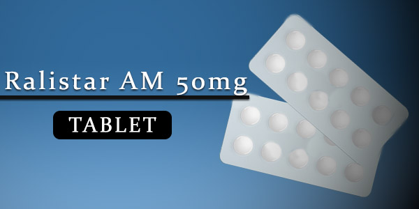 Ralistar AM 50mg Tablet