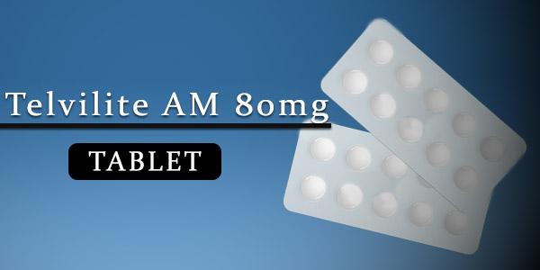 Telvilite AM 80mg Tablet