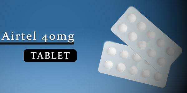 Airtel 40mg Tablet