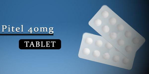 Pitel 40mg Tablet