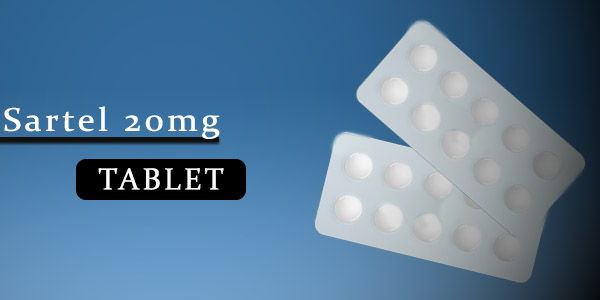 Sartel 20 mg meaning