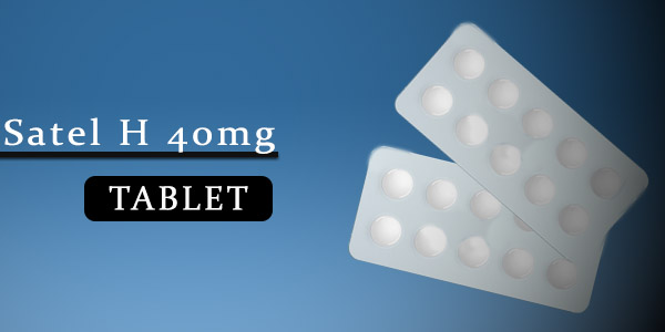Satel H 40mg Tablet