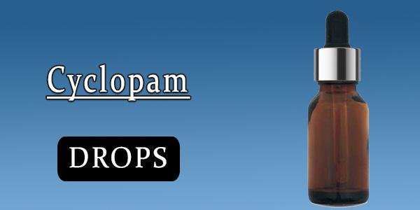 Cyclopam Drops