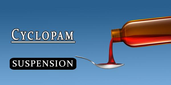 Cyclopam Suspension