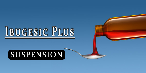 Ibugesic Plus Suspension
