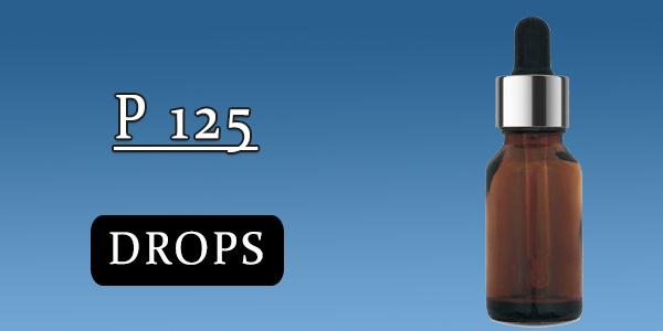 P 125 Drops