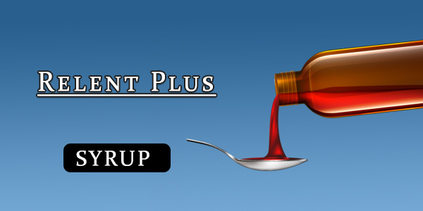 Relent Plus Syrup