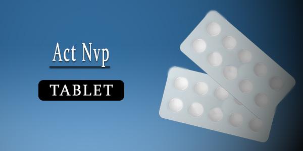 Act Nvp Tablet