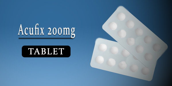 Acufix 200mg Tablet