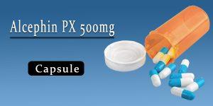 Alcephin PX 500mg Capsule