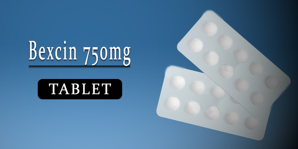 Bexcin 750mg Tablet