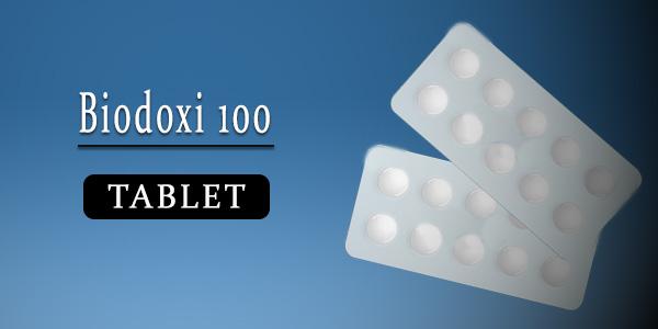 Biodoxi 100 Tablet